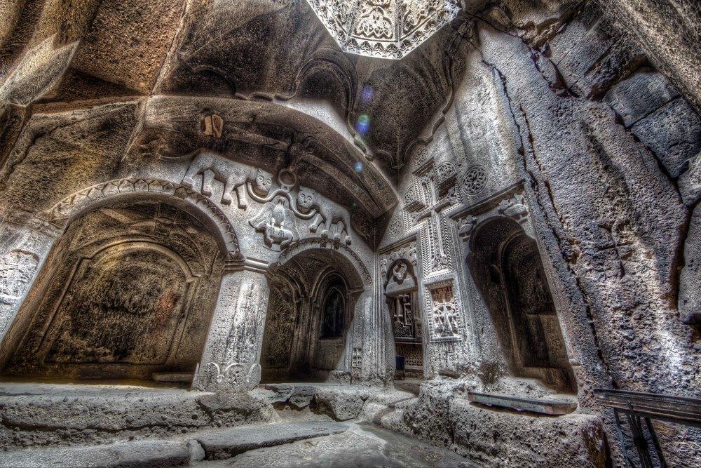 Geghard-Monastery-1