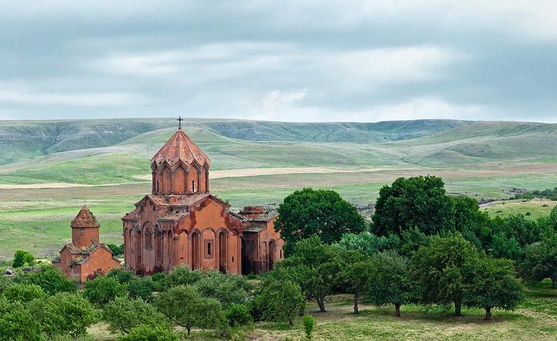 Marmarashen-Monastery