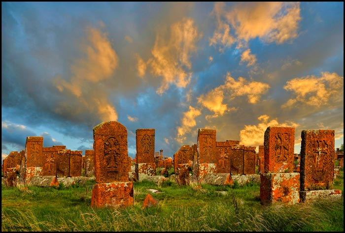 Noratus-Cemetery-field-of-cross-stones