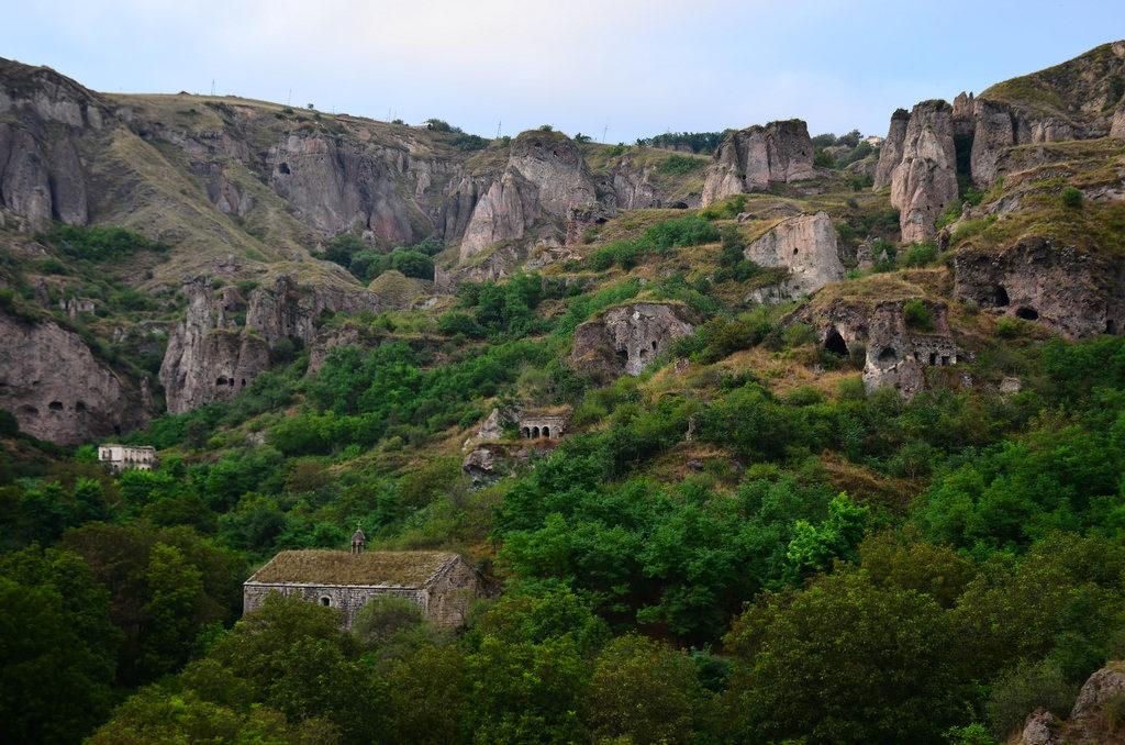 Old-Khndzoresk-Caves