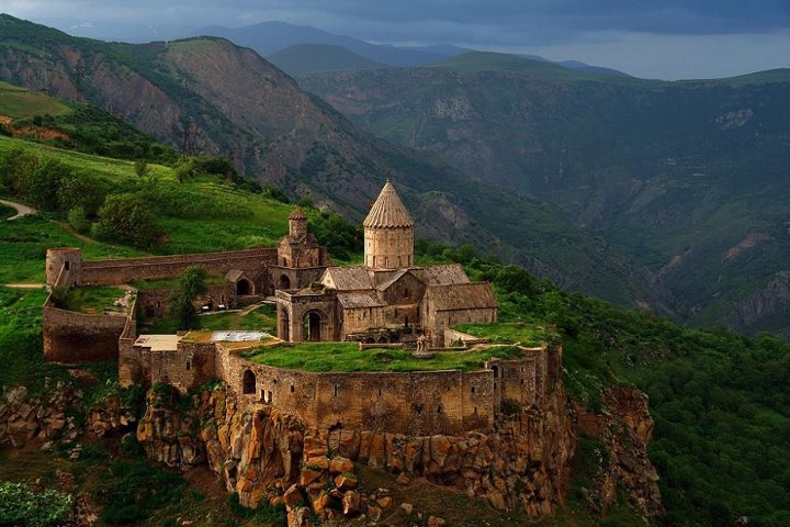 Tatev-Monastery-Complex