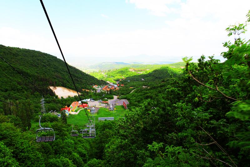 Tsaghkazdor-ropeway